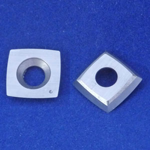 2 Radius Carbide Insert Cutter for Wood EWT Ci1