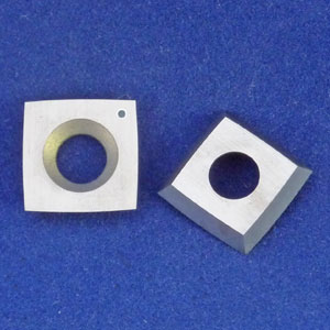 4 Radius Carbide Insert Cutter for Wood EWT Ci1 Rougher