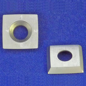 6 Radius Carbide Insert Cutter for Wood EWT Ci1 Rougher