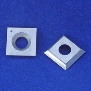 Square 14mm Carbide Insert Cutter for Wood