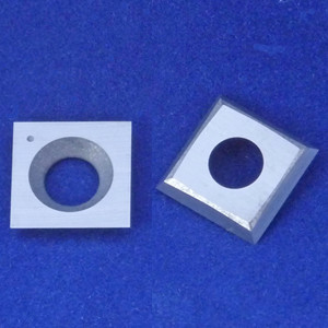 Square 15mm Carbide Insert Cutter for Wood Ci1 Rougher